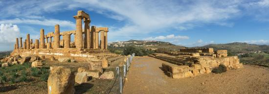 Valley of the Temples (Valle dei Templi): Valley of the Temples: impression