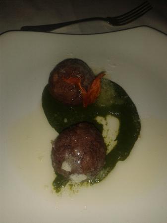 Nova Levante, Italia: Una cena meravigliosa, sapori nuovi ma genuini