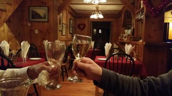 Slocan, Canada: Great dinner