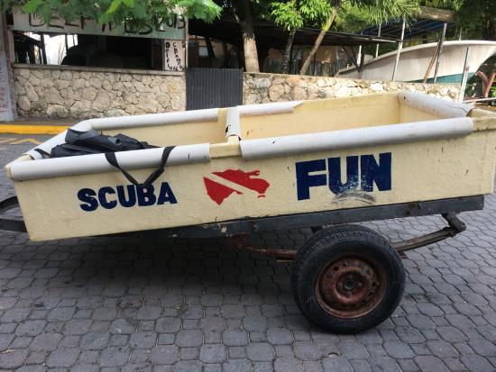 Bayahibe, Dominikana: Scuba Fun