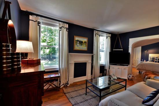 Skaneateles, estado de Nueva York: Spacious and private suites