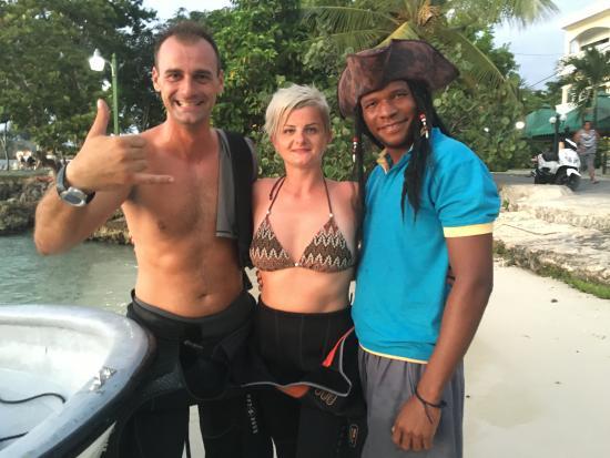 Bayahibe, Dominikana: Before Night Dive
