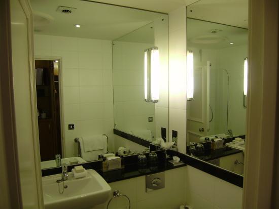 two walled mirrors to make bathroom feel bigger picture of buxted rh tripadvisor co za