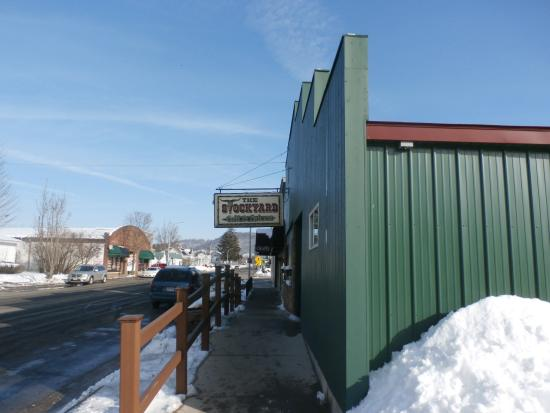 Coon Valley, WI : Stockyard Grill