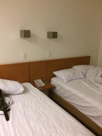 One Irapuato Hotel: どこのOneも同じつくりです