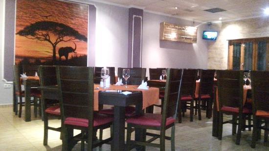 Albox, España: The New Delhi Indian Restaurant