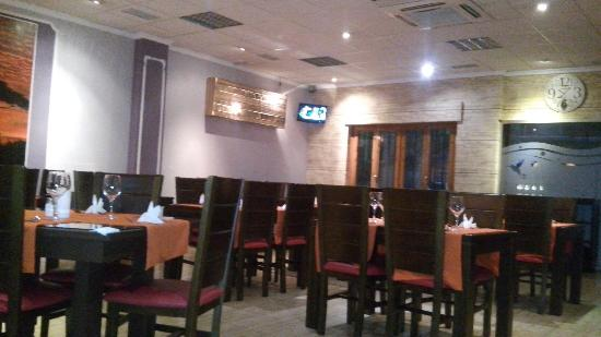Albox, Hiszpania: The New Delhi Indian Restaurant