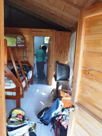 "Ananaw Hosteria: Our ""cozy"" room."