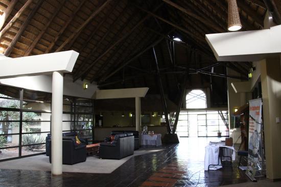 Винтертон, Южная Африка: Eingangsbereich