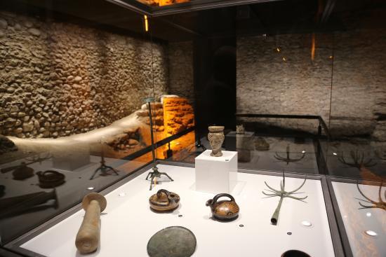 Museo Archeologico Regionale: untergeschoss