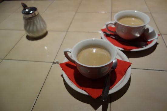 Narva, Estonia: Кофе