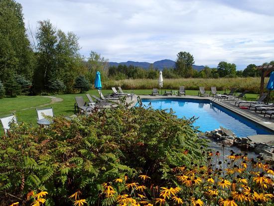Eastman, Canadá: piscine extérieure