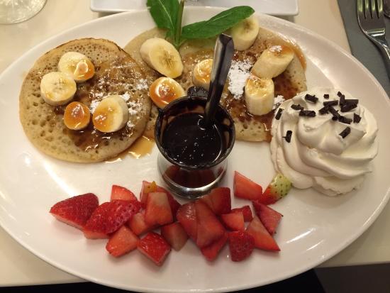 Blagnac, França: Brunch de Pancakes