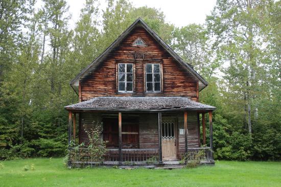 Bien-aimé Maison en bois d'époque - Picture of Village historique de Val  ZM73