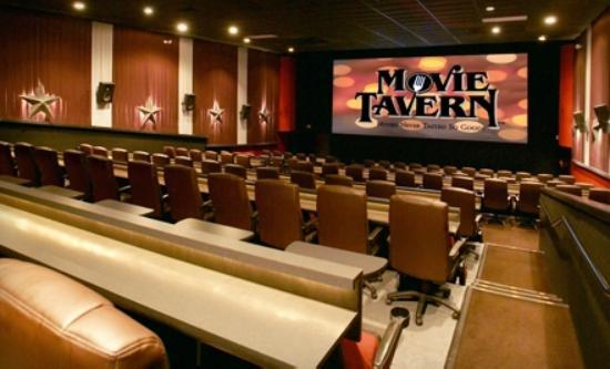 Collegeville, بنسيلفانيا: The Movie Tavern, Collegeville PA