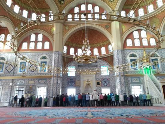 Midrand, Afrique du Sud : Turkish mosque