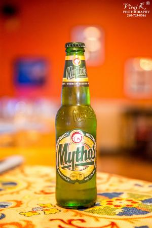 Gaithersburg, MD: try Mythos beer