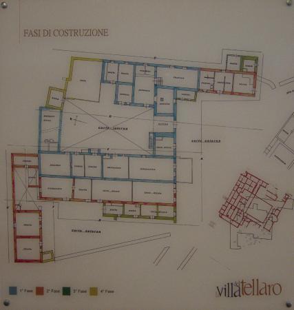 Roman Villa Del Tellaro Photos