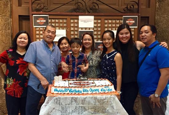 Marikina, Filipinas: Good place to celebrate