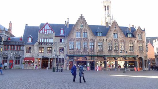 Can You Handle It? Tours: Some Brugge square