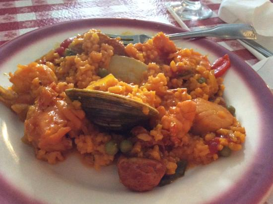 Huntington Station, estado de Nueva York: Paella