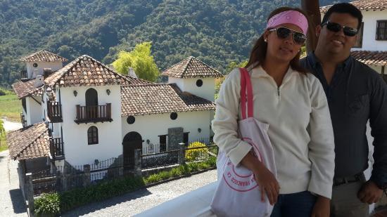 Santo Domingo, Venezuela: Un hotel con jardines sacados del edén
