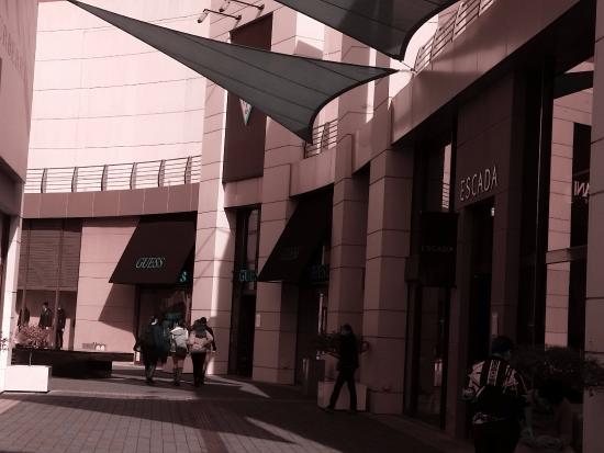 Alcochete, Portugal : Lojas de marca