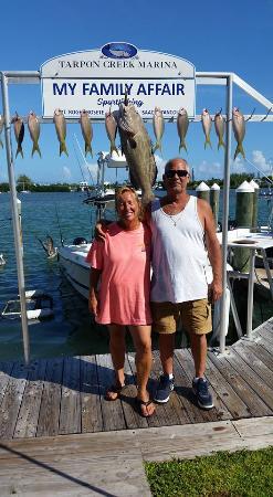 My Family Affair Sportfishing