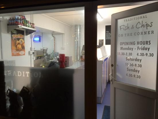 fish and chips on the corner plymouth restaurant reviews phone rh tripadvisor co uk