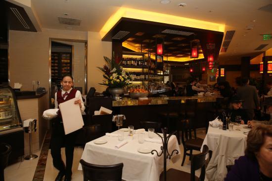 Aventura Fl Usa Bella Luna Restaurant