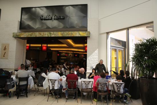 Aventura Fl Usa Bella Luna Restaurant Terre