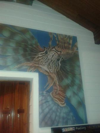 Lionfish Grill at Hatchet Caye Grill