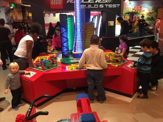 Грейвайн, Техас: Legoland Discovery Center