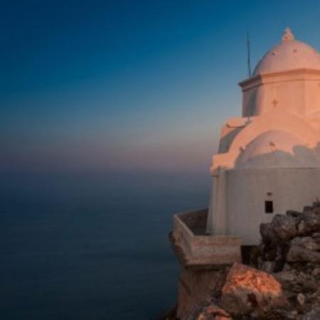 Anafi, Yunani: Moni Kalamiotissa