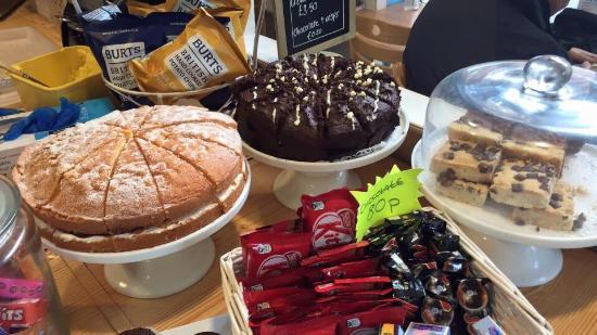 Corsham, UK: The Little Kitchen