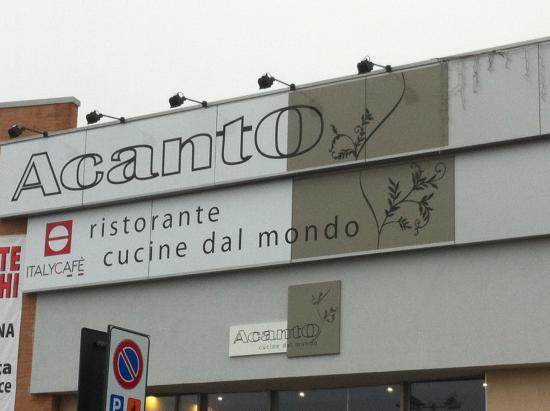 Acanto Restaurant... - Foto di Acanto Cucine Dal Mondo, Novi ...