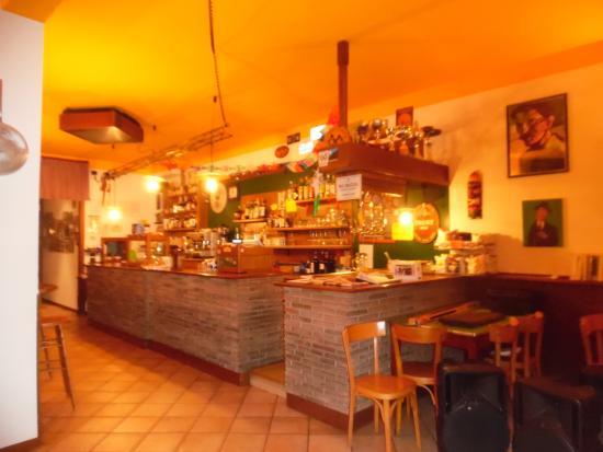 Valdagno, Italien: il bar