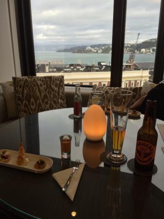 InterContinental Wellington Photo