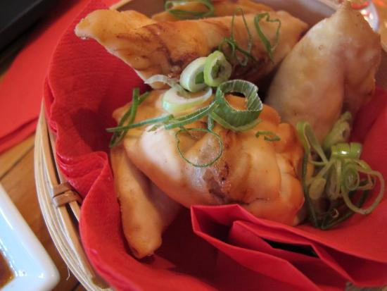 Satori Lounge : Dumplings