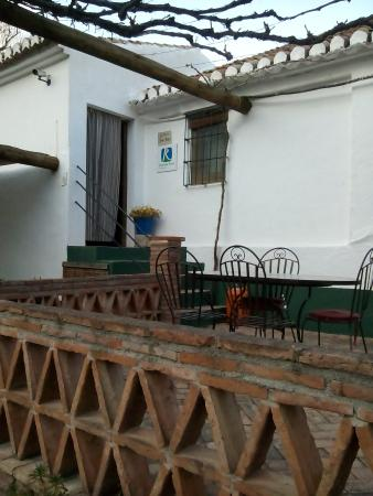 Padul, สเปน: Puerta de entrada.