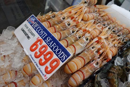 De Costi Seafoods Takeaway