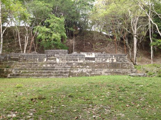 Cayo, Belize: The ruins (1)