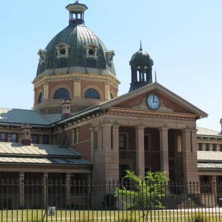 Bathurst Courthouse - 1880