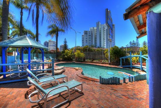 Southport, Australia: Pool Area