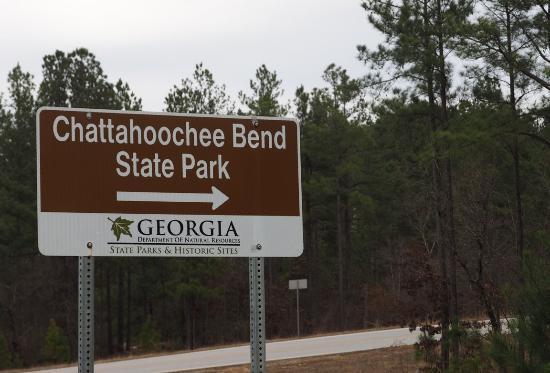 Newnan, Джорджия: Welcome Sign