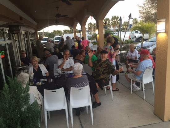 Torch Bistro: Outdoor Bar and Music
