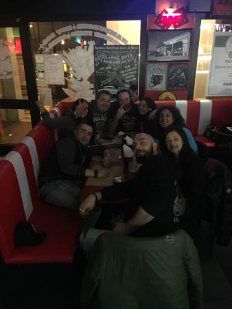 Vanzago, Włochy: Unic Biker's Bar