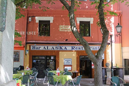 Alaska: Fachada