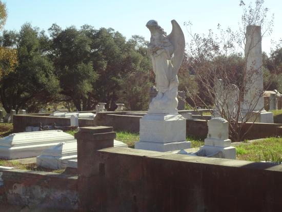 Natchez, MS: angel