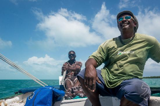 Caye Caulker, Belize: These boys are just awesome